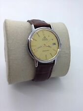 VINTAGE OMEGA SEAMASTER MEN'S CLASSIC WATCH (EXCELLENT CONDITION) SERVICED