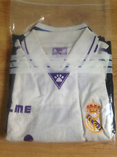 REAL MADRID Trikot shirt camiseta 1996/97 OFFICIAL KELME SIZE XL
