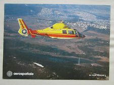 DOCUMENT HELICOPTERE AEROSPATIALE SA 365N DAUPHIN 2 HELICOPTER HUBSCHRAUBER