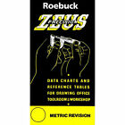 ZEUS PRECISION DATA BOOK CHART & REFERENCE TABLE LATEST REVISION