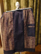 jupe toile JEANtaille 44