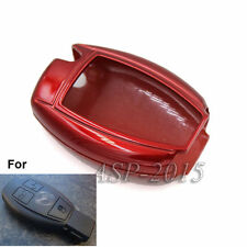 Free Shipping Red Paint Plastic FOB Key Cover Case Holder For Benz S SLK CLK VAN