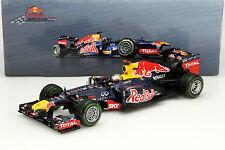 Sebastian Vettel RB8 #1 Weltmeister Brasilien GP Formel 1 2012 1:18 Minichamps