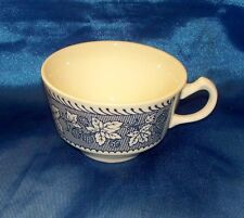 Vintage Homer Laughlin Shakespeare Country Tea / Coffee Cup
