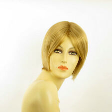 women short wig light golden blonde BLANDINE 24B