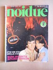 NOIDUE  n°56 1980  Rivista Fotoromanzi  [C69]