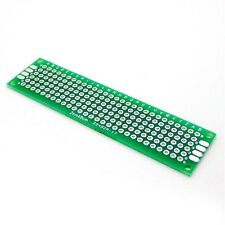 5PCS Double Side Prototype PCB Tinned Universal Breadboard 2x8 cm 20mmx80mm TK