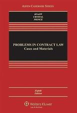 Problems in Contract Law: Cases and Materials [Connected Casebook] (Aspen Caseb
