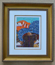 Marcus Glenn ORIGINAL PAINTING,  Canvas, Signed, With Park West Documents