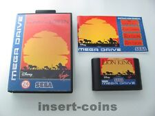 El rey de los leones/The Lion King-Sega Mega Drive/MD/pal/200