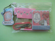 Me to You Tatty Teddy 5 Piece Manicure Set - Nail Files, Clippers, Brush