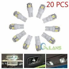 20 PCS T10 5050 W5W 5 SMD 194 168 LED White Car Side Wedge Tail Light Lamp