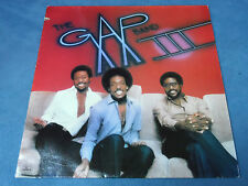 The Gap Band - III / Mercury Records 1980 Printed Holland Boogie Funk LP Vinyle