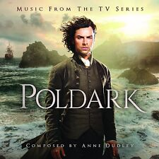ANNE DUDLEY - POLDARK - MUSIC FROM THE TV SERIES: CD ALBUM (May 11th 2015)