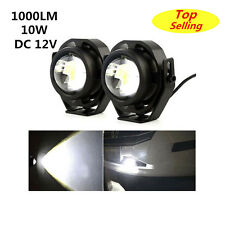2Pcs Hight Power LED Hawkeye Eagle Eye Car Fog Lamp Daytime Running Light White