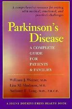 Parkinson's Disease: A Complete Guide for Patients and Families (A Johns Hopkin