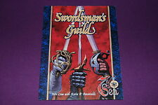 7TH SEA / SECRETS DE LA 7EME MER RPG JDR Jeu de Role - Swordsman's Guild