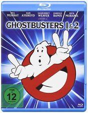 Ghostbusters - Teil: I & II (2 Disc)[Blu-ray](4K Mastered)(NEU/OVP) Dan Aykroyd,