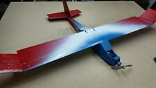 "Megajets RC Radio Controlled Phoenix 51""Trainer Airplane 3-in-1 kit (foam only)"