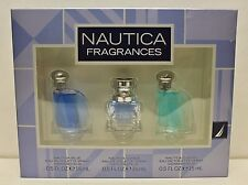 NAUTICA Gift Set Collection Men EDT BLUE VOYAGE CLASSIC Perfume Fragrance NIB