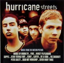 HURRICANE STREETS - MUSIC FROM THE MOTION PICTURE SOUNDTRACK CD