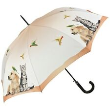 Umbrella Automatic multicolour Dog Cat Bird Animal life Unisex 5795A