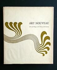 ART NOUVEAU MoMA 1959 Painting Sculpture Architecture Graphic Design Decorative
