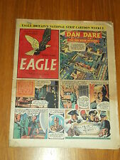 EAGLE #48 VOL 2 MARCH 7 1952 BRITISH WEEKLY DAN DARE SPACE ADVENTURES*