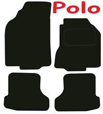 Vw Polo A Medida, alfombrillas de ** Deluxe Calidad ** 2001 2000 1999