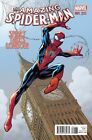 AMAZING SPIDER MAN #1 NEAR MINT MARK BAGLEY VARIANT COVER (vol 4 2015)
