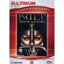 KULT  HERETIC KINGDOMS         -----   pour PC