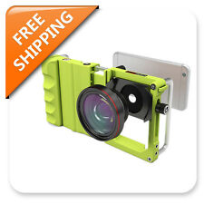 Cinema Mount Photography Smartphone Rig Holder Stabilizer GND Filter Green