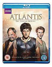 Atlantis - Series 1 - Complete (Blu-ray, 2014, 4-Disc Set) . NEW SEALED