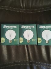3- replacement 25 watt Light Bulbs Fits Full Size Scentsy Warmers - FREE SHIP!!!