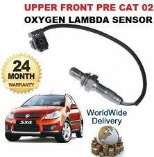 FOR SUZUKI SX4 1.6 2006-  NEW FRONT UPPER PRE CAT 02 OXYGEN LAMBDA SENSOR PROBE