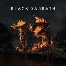 BLACK SABBATH - 13  (VINYL LP)  8 TRACKS HARD & HEAVY / METAL / HARD ROCK NEU