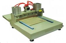 "12"" Pneumatic Swatch Cutter,A neat and clean accurately cut sample swatch, USA"