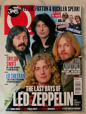 UK Q Mag Sept 2015 LED ZEPPELIN Last Days THE JAM 23 Page Special TAYLOR SWIFT