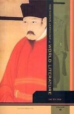 The Norton Anthology of World Literature, Volume B: 100 to 1500 (Second Edition)