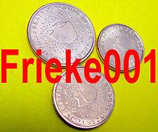 Nederland - Pays-Bas - 1,2 en 5 cent 2008 unc.