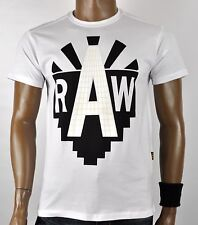 NWT Assorted G-STAR RAW Men's Crew Neck T-Shirt 100% Authentic Surplus Stock