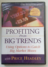 *RARE* PROFITING FROM BIG TRENDS by Price Headley MSRP $395.00 *3 Disks 316 min*