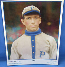 Tommy Leach, Pittsburgh, Art Photo #26 - 8 x 10 image of Star player c. 1900's