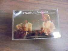 "NEW SEALED ""Rod Stewart"" Unplugged and seated Cassette Tape (G)"