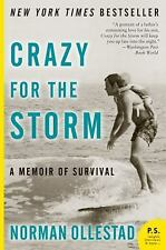 Crazy for the Storm: A Memoir of Survival (P.S.) Ollestad, Norman Paperback