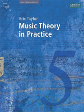 Music Theory In Practice: Grade 5 (ABRSM) Revised Sheet Music Book. NEW Learn