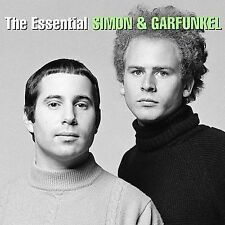 The Essential Simon & Garfunkel 2 CD Set Greatest Hits