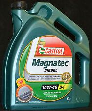 5 Liter Castrol Magnatec Diesel 10W-40 Motoröl 10W40 A3/B4 Diesel Motorenöl FIAT