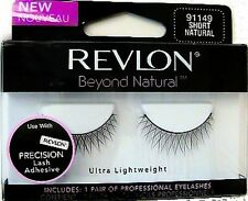 REVLON FALSE EYE LASH EYELASHES EYELASH 91149 SHORT NATURAL