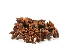 Star Anise, Whole Pods - 2 Pounds - Bulk  Dry, USA Sorted, Cleaned, and Packed